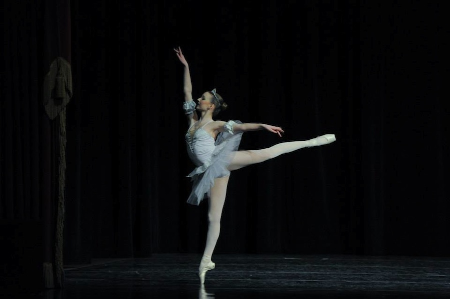 Ballet Solo Cropped 2
